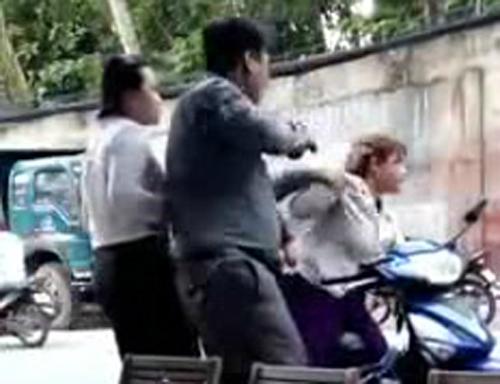 Giám đốc ở Sài Gòn nổ súng dọa phụ nữ