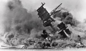 Trận đánh bất ngờ vào Trân Châu Cảng 75 năm trước