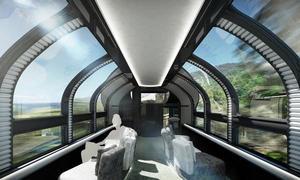 Tàu điện như khách sạn '5 sao' sắp có tại Nhật