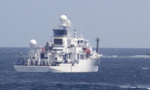 Lầu Năm Góc yêu cầu Trung Quốc trả thiết bị lặn thu giữ ở Biển Đông