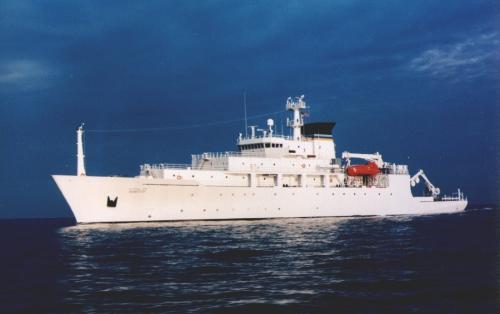 Tàu USNS Bowditch. Ảnh: Wikipedia