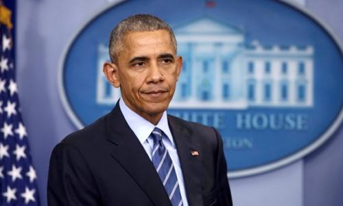 Tổng thống Mỹ Barack Obama. Ảnh: Reuters.