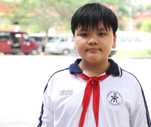 Cậu bé 12 tuổi ở Sài Gòn giành 5 huy chương vàng môn Toán - ảnh 1