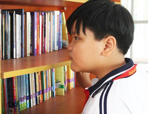 Cậu bé 12 tuổi ở Sài Gòn giành 5 huy chương vàng môn Toán - ảnh 2