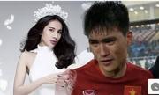 Thủy Tiên nói với Công Vinh: Fan bóng đá rất phản bội