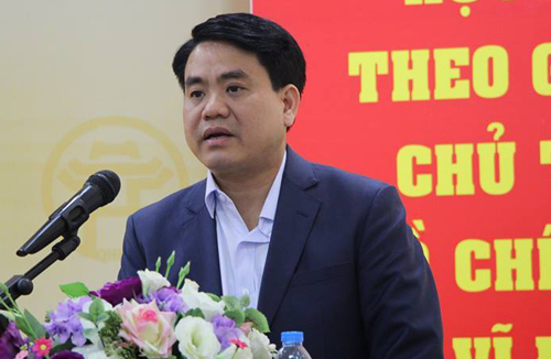 Ông Nguyễn Đức Chung: 'Chúng ta phải trả giá vì đã quy hoạch băm nát Hà Nội'