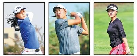 Học sinh Trung Quốc chơi golf để săn học bổng Mỹ