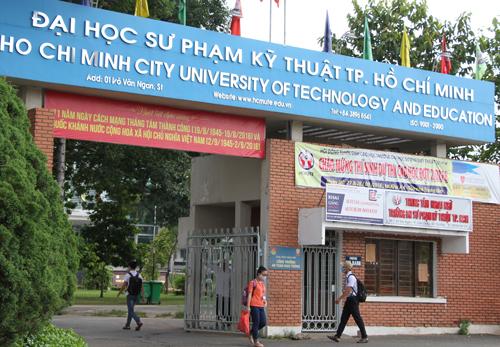 Thêm nhiều đại học TP HCM công bố phương án tuyển sinh - ảnh 1