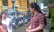 Cô gái ở Sài Gòn hối hận vì cùng người tình đi cướp