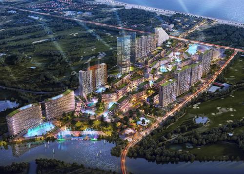 Bước tiến mới của dự án du lịch giải trí lớn nhất Đà Nẵng - ảnh 2