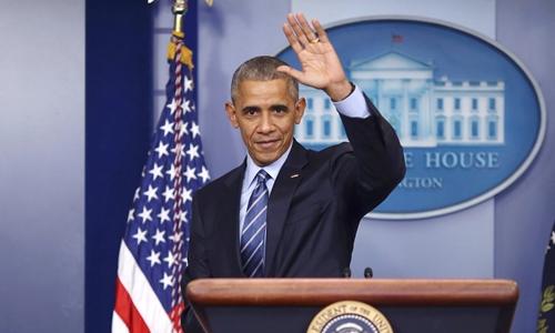 Tổng thống Obama sắp phát biểu chia tay Nhà Trắng