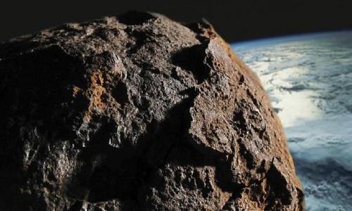 Thiên thạch 2017 AG13 được phát hiện muộn. Ảnh: News.com.au.
