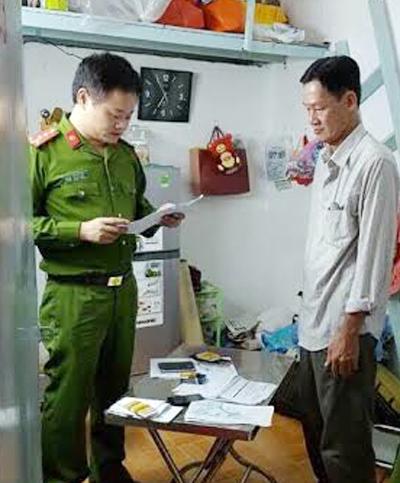 Hai 'ông trùm' đường dây đánh bạc hàng trăm tỷ ở Sài Gòn