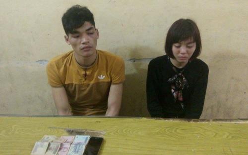 300 người vây bắt đôi nam nữ giật túi xách