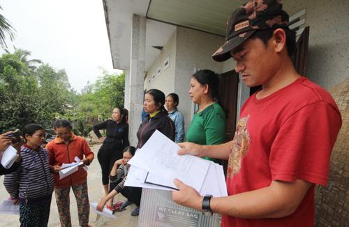 Chủ cửa hàng tạp hoá trốn nợ khiến hàng chục hộ dân lao đao - ảnh 1