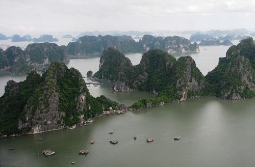 Phí tham quan vịnh Hạ Long tăng cao từ 1/4 - ảnh 1