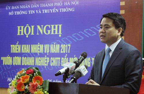 Chủ tịch Hà Nội: Xem xét bỏ loa phường những nơi không còn phù hợp - ảnh 2