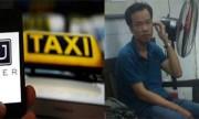 Tài xế Uber khoá cửa xe, dùng muỗng cướp 3 triệu của thai phụ