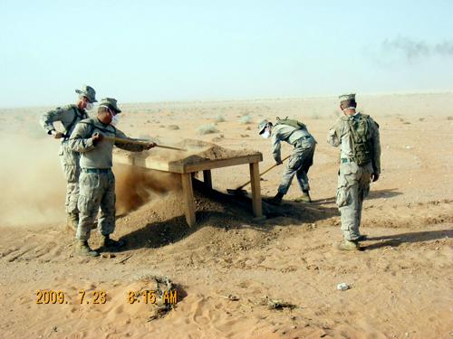 Giải mã cái chết của phi công tiêm kích Mỹ trên chiến trường Iraq - ảnh 3