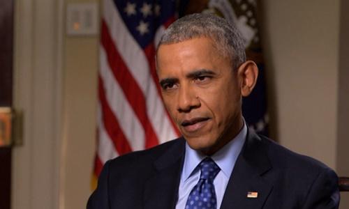 Tổng thống Barack Obama. Ảnh: CBS News.
