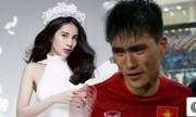 Thuỷ Tiên giận dữ chuyện Công Vinh không xứng Quả bóng vàng 2016
