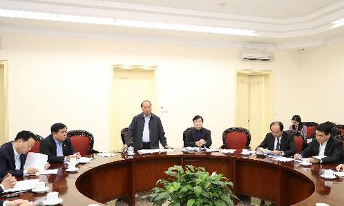 Thủ tướng chỉ đạo chống ùn tắc giao thông ở Hà Nội