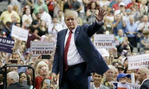 Hy vọng và sợ hãi trong lễ nhậm chức của Trump