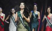 Nam Em xin lỗi vì chỉ xếp thứ 5 Hoa hậu Trái đất
