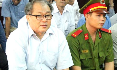Ông Phạm Công Danh: 'Tôi không lấy đồng nào của VNCB'