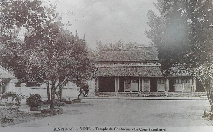 Hinh ảnh Hiếm Co Về Thanh Phố Vinh Cach đay 100 Năm