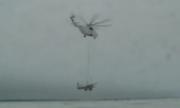 Video trực thăng lớn nhất thế giới giải cứu máy bay mắc cạn hot trên mạng XH
