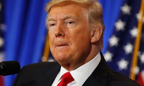 Tổng thống Mỹ đắc cử Donald Trump. Ảnh: AP