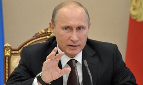 Tổng thống Nga Vladimir Putin. Ảnh: RT