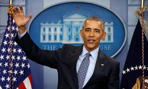 Tổng thống Barack Obama. Ảnh: Reuters.