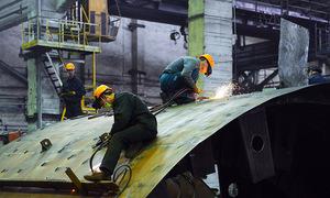 Nhà máy chế tạo tàu ngầm Kilo 'hố đen đại dương' cho Việt Nam