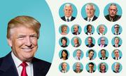 Diện mạo nội các hơn 14 tỷ USD của Donald Trump