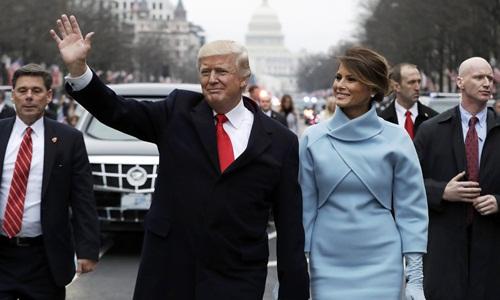 Thương hiệu trang sức của Đệ nhất phu nhân Mỹ xuất hiện trên website Nhà Trắng