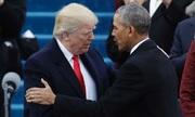 Những khoảnh khắc ấn tượng trong lễ nhậm chức tổng thống của Donald Trump
