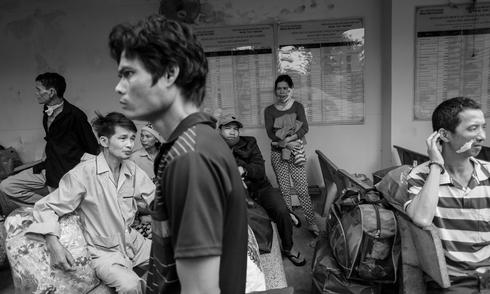 Gần 400 bệnh nhân ung thư rời Sài Gòn về quê ăn Tết