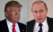 Trump - Putin điện đàm gần một giờ