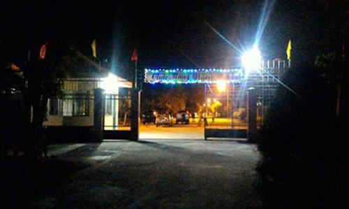 Trung tâm cai nghiện có gần 100 học viên trốn trại. Ảnh: Hoàng Nam