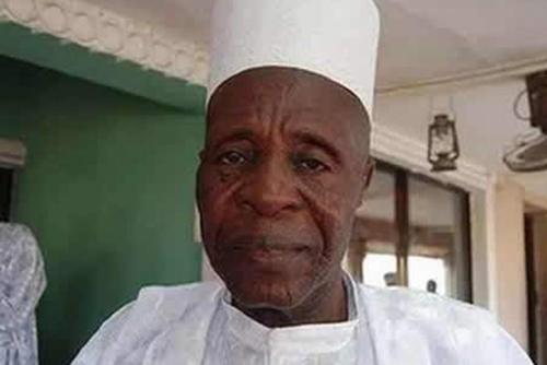 Ông Mohammed Bello Abubakar. Ảnh: