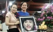 Con gái nuôi mừng sinh nhật Hoài Linh ở nhà thờ Tổ