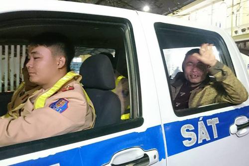 Chủ tịch Hà Nội: Cảnh sát giao thông đã có những hình ảnh rất đẹp