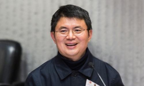 Tỷ phú Tiêu Kiến Hoa được cho là mất tích từ hôm 27/1. Ảnh: CNN