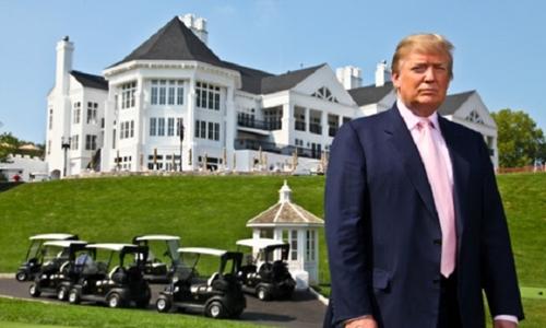 Một tòa án ở Mỹ ra phán quyết yêu cầu câu lạc bộ golf của Trump phải trả gần 6 triệu đô cho các cựu thành viên. Ảnh minh họa: inquisitr.com