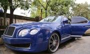 Xe sang Bentley 1,6 tỷ đấu giá ở Quảng Bình là hàng nhái?
