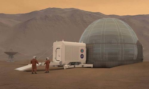 UAE tuyên bố kế hoạch chinh phục sao Hỏa trong ba năm