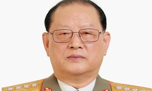 Ông Kim Won-hong, lãnh đạo Bộ An ninh nhà nước Triều Tiên, người được cho là vừa bị sa thải. Ảnh: Yonhap