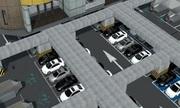 Hệ thống lọc khí biến bãi đỗ xe thành 'lá phổi sống'